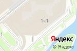 Схема проезда до компании NitroMass в Москве