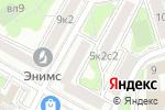 Схема проезда до компании Nutrition Sports в Москве