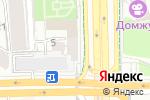 Схема проезда до компании ИНТЕКО в Москве