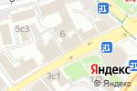 Схема проезда до компании Софрино в Москве