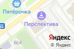 Схема проезда до компании LLC MEGAPLAT в Москве