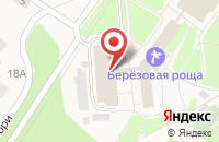 Схема проезда до компании Тест-компания катит в Аксаково
