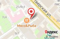 Схема проезда до компании Фабрика Маркетинга в Москве