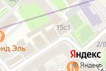 Схема проезда до компании Орловские Металлы в Москве