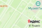 Схема проезда до компании Пафф Поинт в Москве