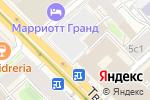 Схема проезда до компании Чайхона №1 в Москве