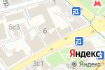 Схема проезда до компании Апостол в Москве