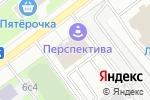 Схема проезда до компании Энерготехника 2000 в Москве