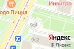Схема проезда до компании Ной в Москве