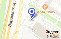 Схема проезда до компании ТФ ТОРГИНВЕСТПРО в Москве