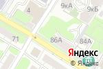 Схема проезда до компании На Гоголевской в Туле