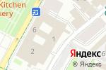 Схема проезда до компании Zoom в Москве