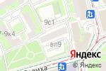 Схема проезда до компании Строй-Быт-77 в Москве