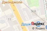 Схема проезда до компании MMediaprint в Москве