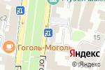 Схема проезда до компании Еврохим Резинотехника в Москве