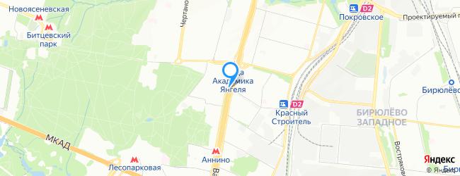 район Чертаново Южное