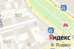 Схема проезда до компании Status в Москве