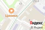 Схема проезда до компании РОССЕТИ в Москве