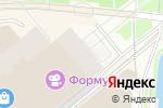 Схема проезда до компании Оптик-А в Москве