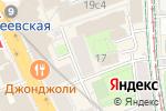 Схема проезда до компании Партизан в Москве
