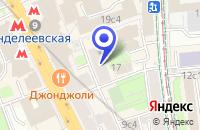Схема проезда до компании АКБ МОРСКОЙ БАНК в Москве
