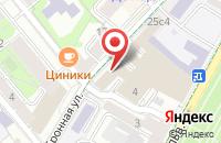 Схема проезда до компании Елана в Москве