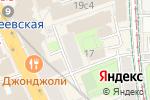 Схема проезда до компании ЮрОтдел в Москве