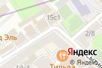 Схема проезда до компании I`ll be back в Москве