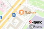 Схема проезда до компании Баркли в Москве