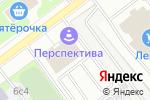 Схема проезда до компании Бизнес-ярмарка в Москве