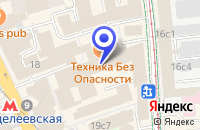 Схема проезда до компании ПТФ АГРОМИНЕРАЛ в Москве