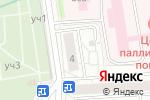 Схема проезда до компании Интеграция и Строительство в Москве