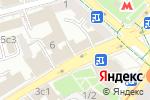 Схема проезда до компании 50 Копеек в Москве