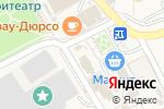 Схема проезда до компании Фич-хан в Новороссийске