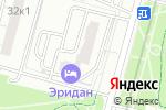 Схема проезда до компании Искусство Логистки в Москве