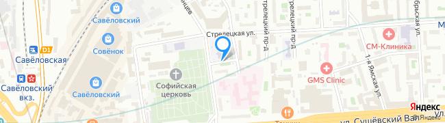 переулок Новотихвинский 1-й