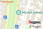 Схема проезда до компании Мосэнерго в Москве