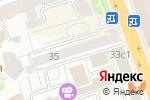Схема проезда до компании На Новослободской в Москве