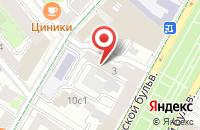 Схема проезда до компании Оникс Инв в Москве