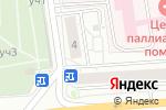 Схема проезда до компании ЭнергияПлюс в Москве