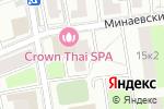 Схема проезда до компании Наушника.нет в Москве