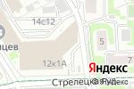 Схема проезда до компании NVIDIA в Москве