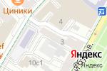 Схема проезда до компании Императорский Фарфор - партнерский магазин в центре Москвы в Москве