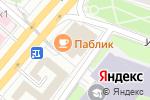 Схема проезда до компании Nort Group в Москве