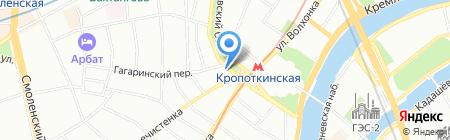 Meteor-IT на карте Москвы