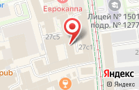 Схема проезда до компании SKOMNIA в Москве