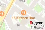 Схема проезда до компании Aromi la bottega в Москве