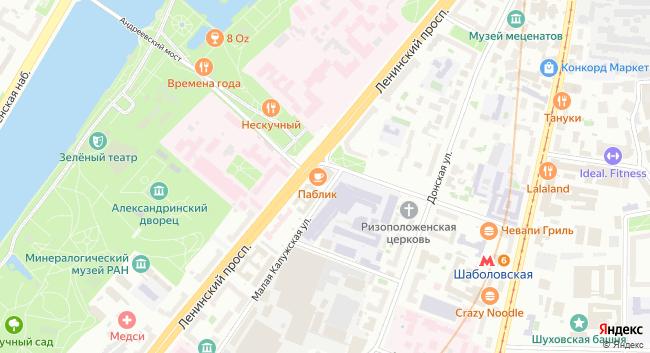 Бизнес-центр Gorky Park Tower - превью 2