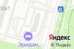 Схема проезда до компании СпецСтройИнжениринг в Москве