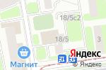 Схема проезда до компании GlassSystems в Москве